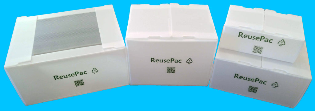 Reusable boxes