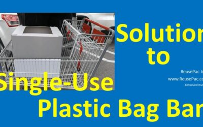 A Better Solution to Single Use Plastic Bag Ban