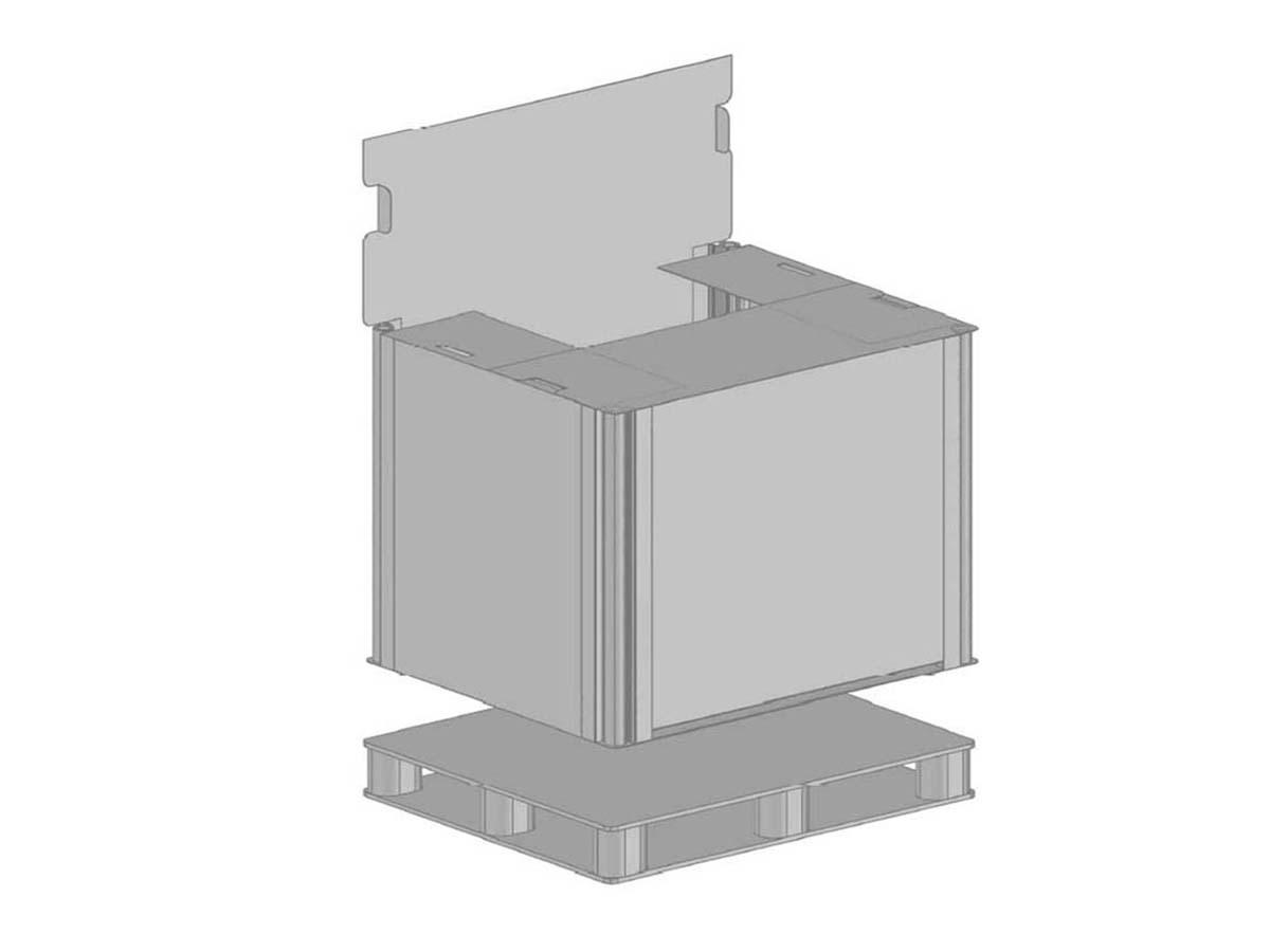 ReusePac bulk container