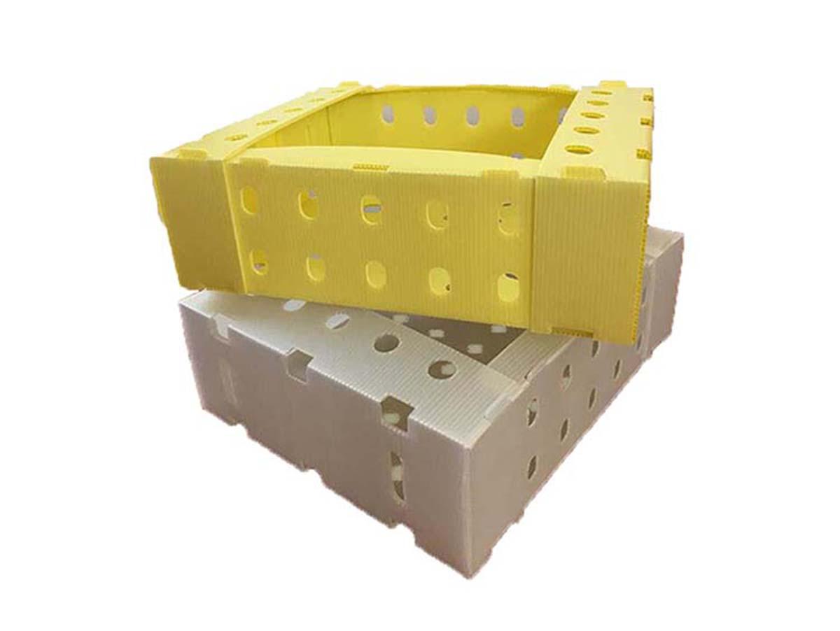 ReusePac customized reusable box