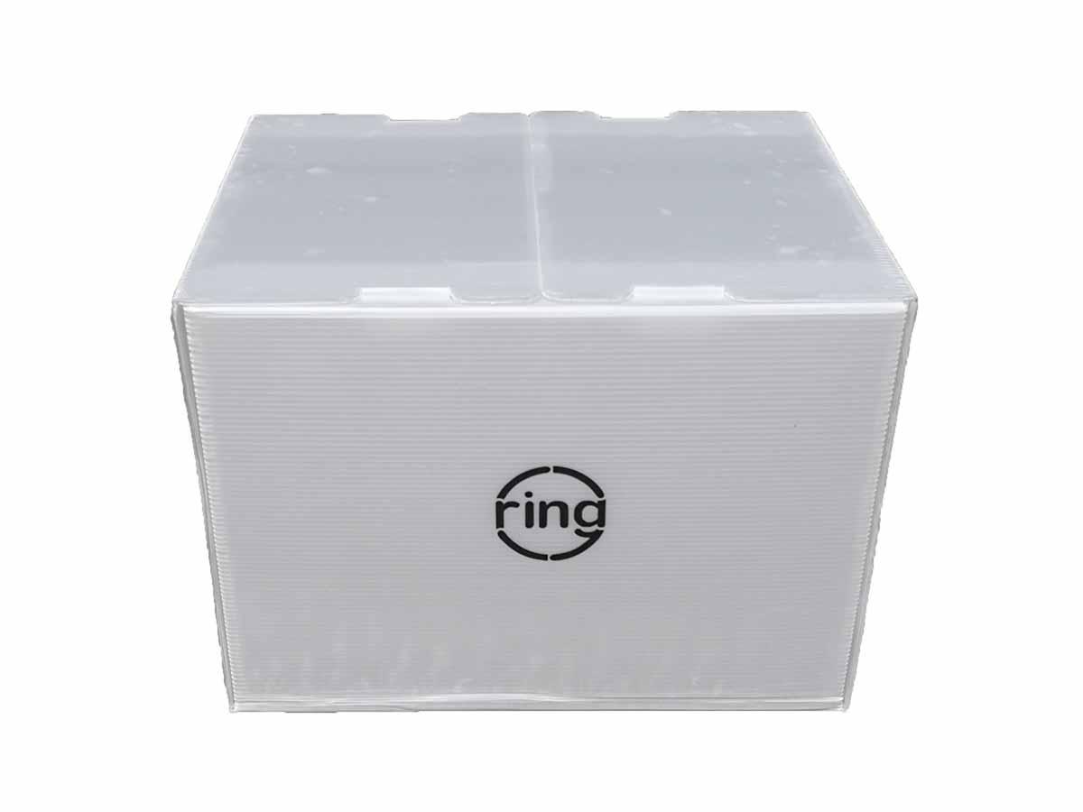 Ring reusable box