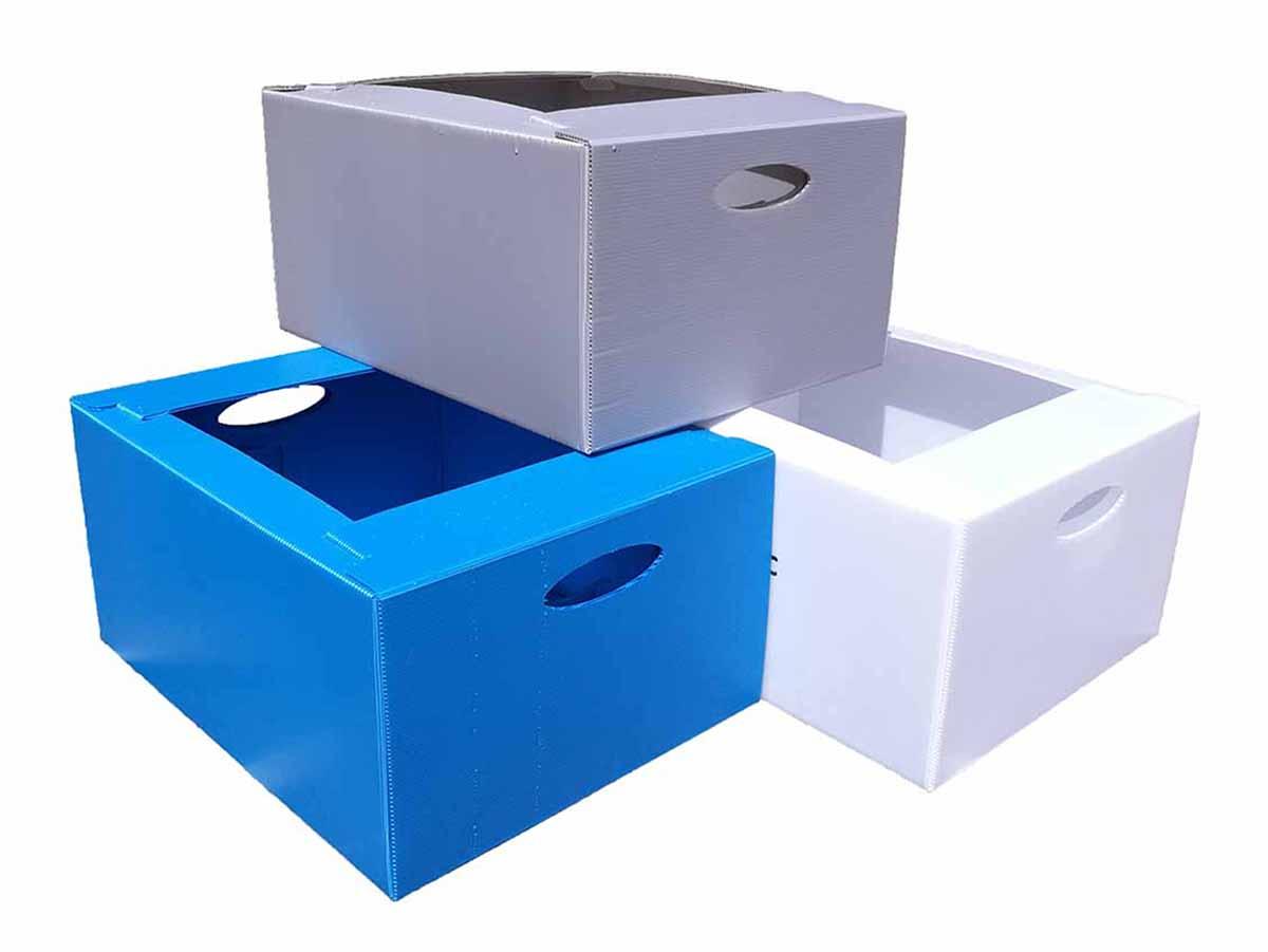ReusePac reusable tote boxes